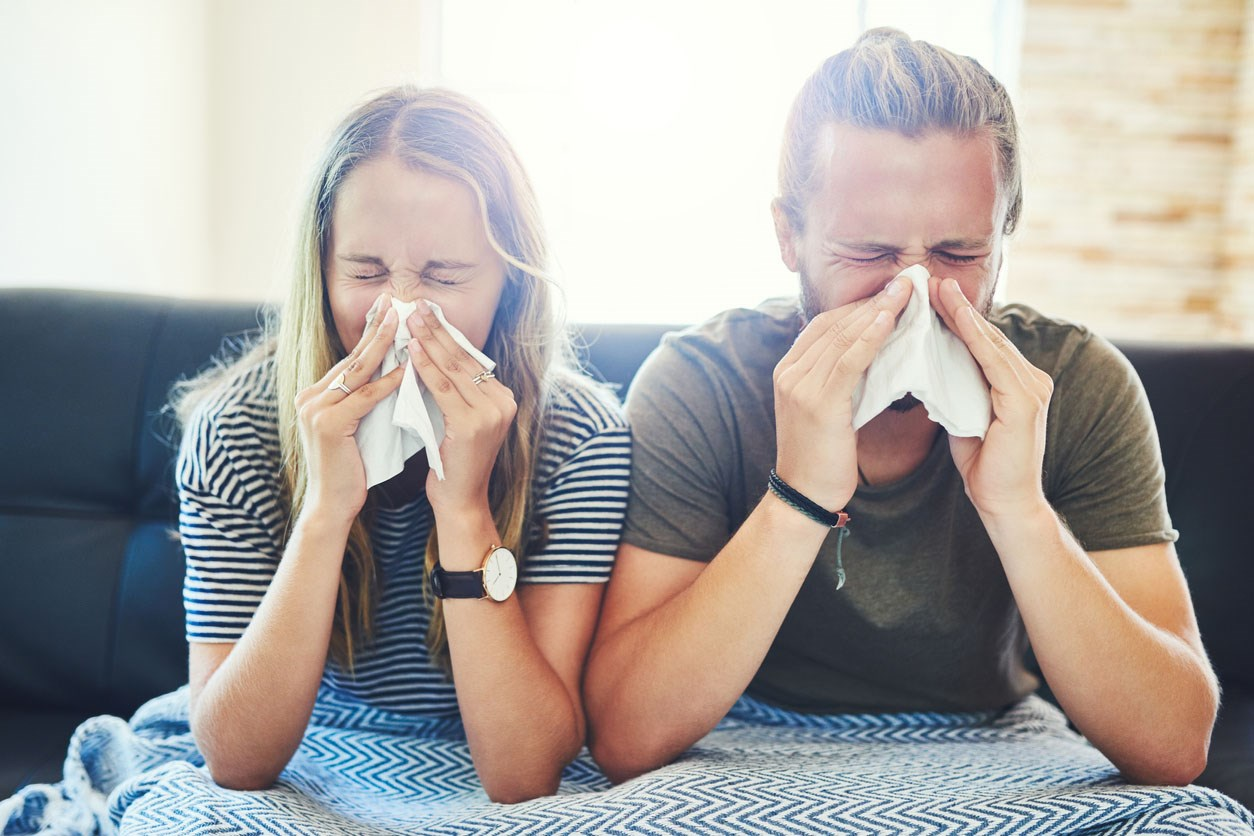 Allergy Symptoms: From Mild to Severe