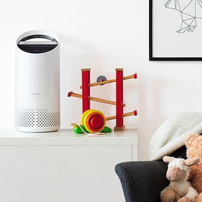 TruSens Z-1000 Purifier in Kids Room