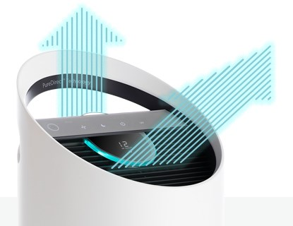 PureDirect Airflow Visualization